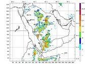 """مصحوبة بـ """"زخات البرد"""".. """"الأرصاد"""" تكشف ذروة الحالة المطرية و8 مناطق معرضة للسحب الرعدية"""
