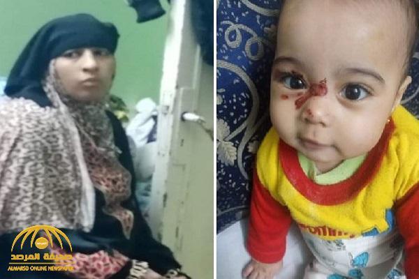 """""""بتكره خلفة البنات"""".. مصرية تعذب طفلتها بطريقة مروعة .. وهكذا حاولت الإفلات من جريمتها"""