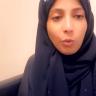 """شاهد : المواطنة التي شتمت رجل أمن خلال مقطع فيديو تعتذر """"لعلي أكون عبرة للمجتمع""""!"""