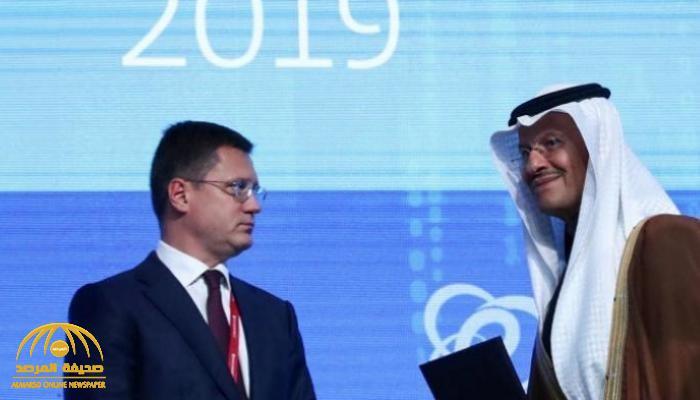 """""""أزالتا العقبات الرئيسية"""".. الكشف عن تفاصيل """"الاتفاق العالمي"""" بين السعودية وروسيا بشأن إنتاج النفط"""