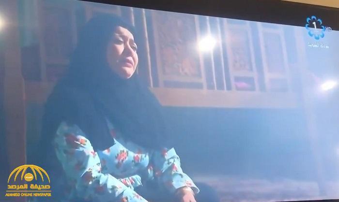 """شاهد : دعاء  """"يا مُنجي يوسف من بطن الحوت """" ..  يثير السخرية من مسلسل كويتي!"""