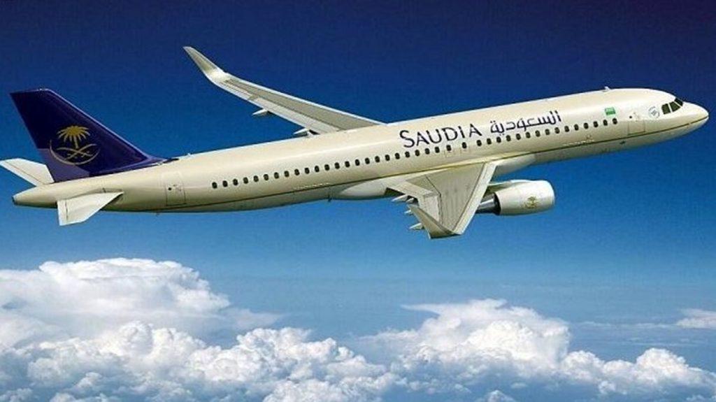 """""""الخطوط السعودية"""" تعلن تطبيق مجموعة من الإجراءات أثناء تشغيل الرحلات الداخلية.. والأولوية في تقديم الخدمة لهؤلاء"""