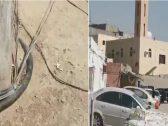 لصوص يسرقون الكهرباء من مساجد الفيحاء ومخاوف من تكرار ما حدث في النكاسة (فيديو)