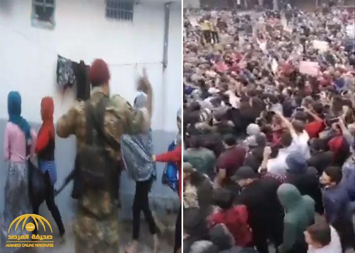 """احتجاز """"نساء عاريات """" يشعل الغضب في عفرين على فصيل سوري تابع لتركيا"""