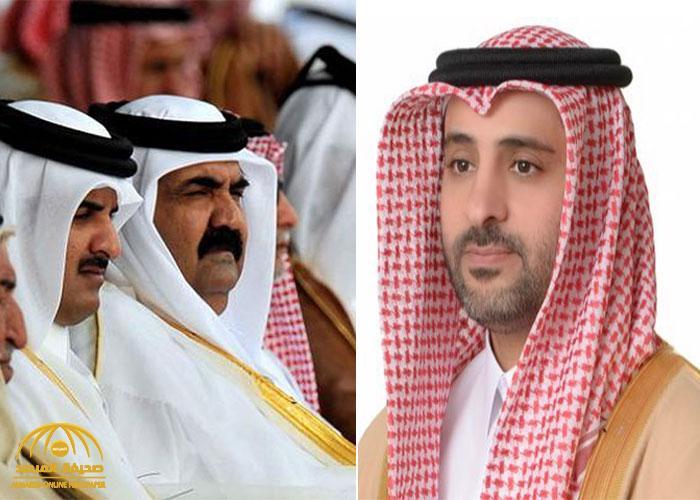 """المعارض القطري """"فهد آل ثاني"""" يهاجم تميم ووالده بعد تصدر قطر العالم في أعداد إصابات كورونا"""