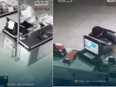 شاهد: سناب الداخلية يبث فيديو لشخص نفذ عمليات سرقة لعدد من المحال بالرياض