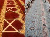 بعد تعميم بعودة الصلاة فيها.. شاهد أول صور للتغييرات التي حدثت داخل المساجد لمنع تفشي كورونا