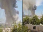 شاهد: انفجار ضخم يهز وسط الدوحة بالقرب من الديوان الأميري