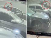 رصدته كاميرا عامة …شاهد: لص في جدة يسرق جوال وحقيبة نقود في نهار رمضان !