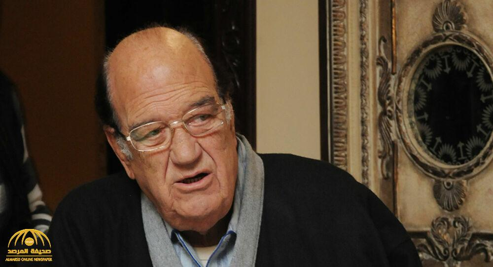 """وفاة الفنان المصري """"حسن حسني"""" عن عمر يناهز 89 عاما"""