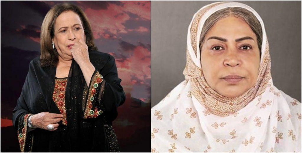 """الممثلة العمانية فخرية خميس مصدومة من حياة الفهد بسبب """"أم هارون"""" : """" لست """"كومبارس"""""""