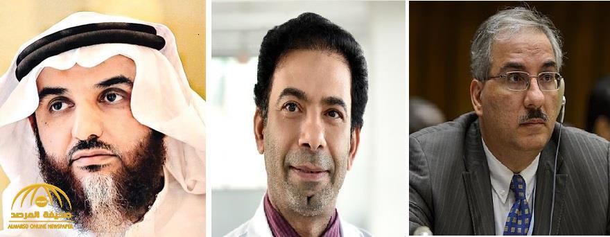 """""""تصدروا قائمة العلماء عالميًا"""".. أبرز 3 أطباء سعوديين يقودون مواجهة جائحة كورونا في المملكة"""