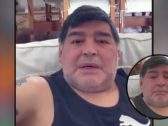 شاهد: مارادونا يبكي بسبب الفقر !