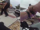 شاهد.. شرطي أمريكي يطلق النار على لص مسلح