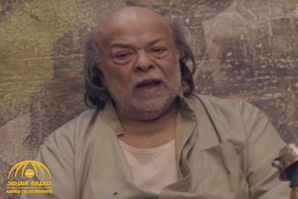 وفاة الفنان المصري إبراهيم نصر