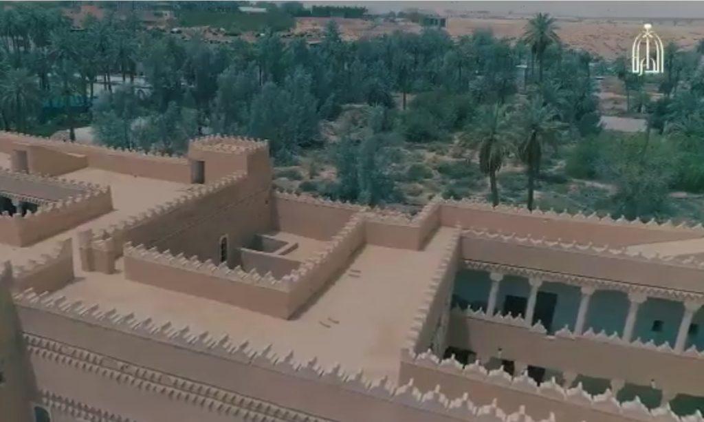 """""""فضّل قضاء معظم يومه داخله"""".. شاهد: لماذا وافق الملك المؤسس على تحويل قصر البديعة الملكي إلى مدرسة؟"""