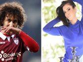 """فضيحة جديدة للاعب المصري """"عمرو وردة"""" !"""