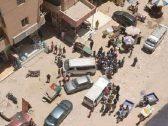 جريمة مروعة .. مصري يشنق زوجته ويقفز من الطابق التاسع -فيديو