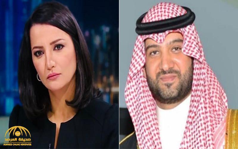 سطام بن خالد يرد على مذيعة الجزيرة غادة عويس بعد تغريدتها عن الارتقاء بالحوار