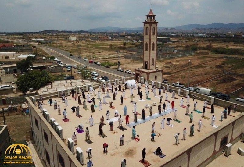 """وزارة""""الشؤون الإسلامية"""": الصلاة فوق أسطح المساجد غير مسموح به.. وسيتم محاسبة المتسبب"""