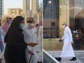 """بالفيديو: """"الوليد بن طلال"""" يمارس رياضة المشي في شوارع الرياض.. شاهد ردة فعله بعدما طلب المواطنون التصوير معه"""