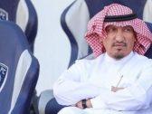 نائب رئيس الهلال السابق يعلن إصابته بكورونا ويطلب الدعاء