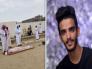 تشييع جثمان الإعلامي الشاب علي حكمي بجازان – صور