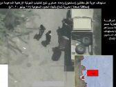 """شاهد: التحالف يرد على مزاعم الحوثيين باستهداف المدنيين وينشر فيديو يؤكد اصطياد """"المقاتلين ومركباتهم"""""""