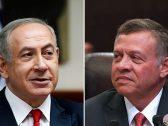 """""""ملك الأردن"""" يفاجئ """"نتنياهو"""" بردة فعله بعدما حاول الأخير إجراء مكالمة هاتفيه به!"""
