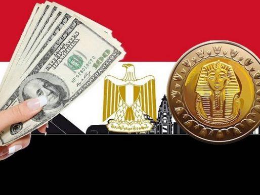 """ارتفاع """"الدولار"""" أمام الجنيه المصري لأعلى مستوى منذ 7 أشهر"""