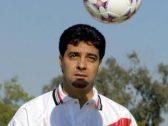 """وفاة اللاعب الدولي العراقي السابق  """"أحمد راضي"""" بفيروس كورونا"""