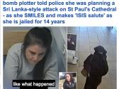 """تفاصيل الحكم على بريطانية اعتنقت الإسلام والتحقت بـ""""داعش"""" وحاولت تفجير كنيسة وسط لندن-صور وفيديو"""