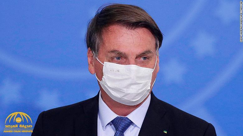 كورونا يطيح برئيس البرازيل .. وإعلان رسمي بإصابته بالفيروس