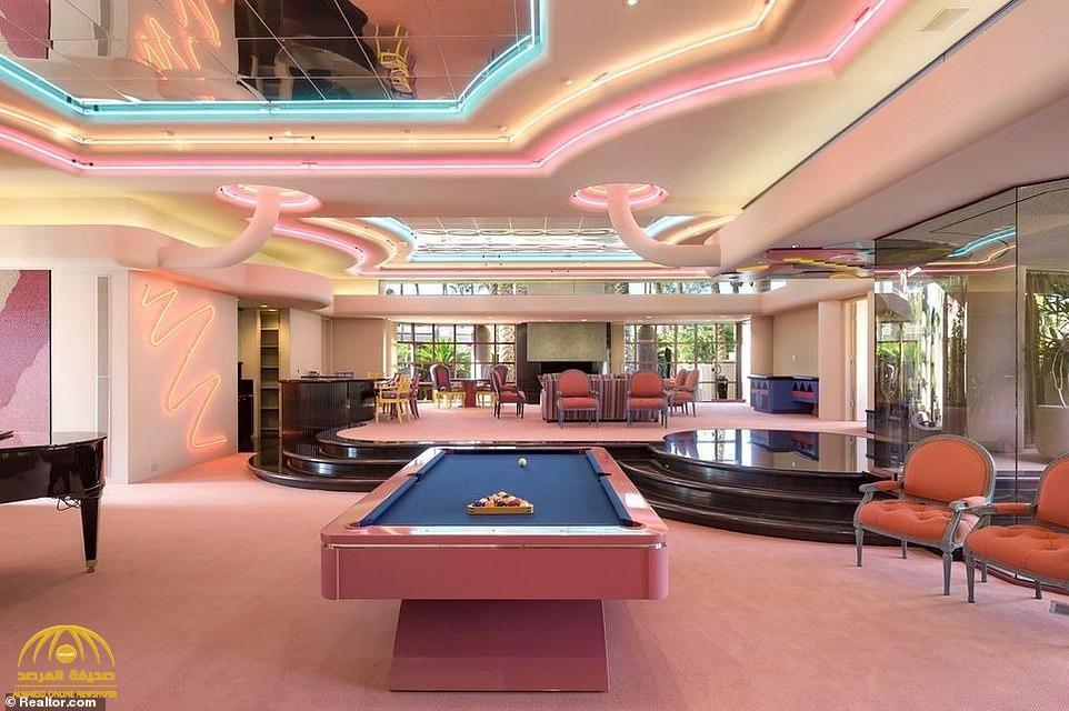 بالصور: عرض منزل  فاخر للبيع بولاية كاليفورنيا الأمريكية بأقل من نصف سعره!