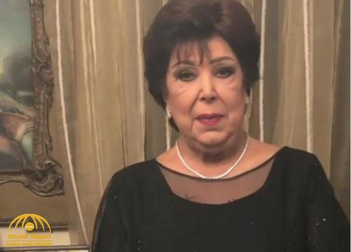 """وفاة الفنانة المصرية """"رجاء الجداوي"""" بعد معاناة مع فيروس كورونا"""