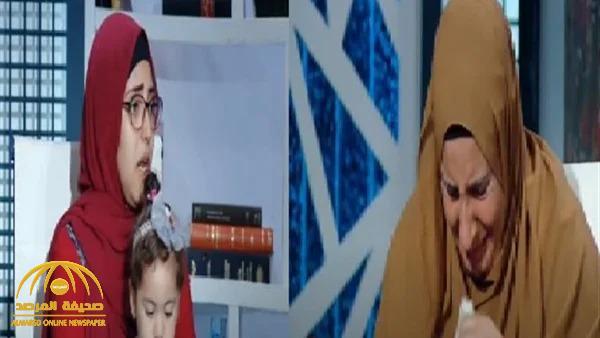 شاهد: فتاة مصرية تروي واقعة اغتصابها قبل أسبوعين من زفافها.. ووالدتها تنهار على الهواء