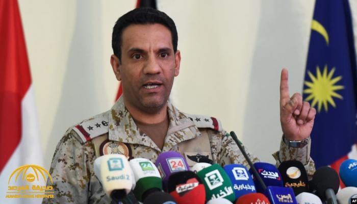"""اعتراض وتدمير 4 طائرات بدون طيار """"مفخخة"""" أطلقتها المليشيا الحوثية الإرهابية المدعومة من إيران باتجاه المملكة"""
