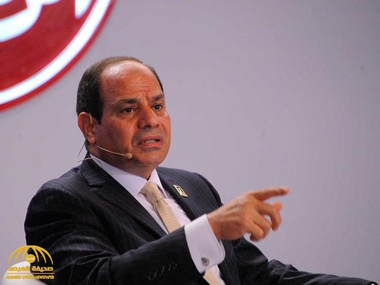 """بالفيديو .. السيسي يفاجئ المصريين : """" سنعطي كل مواطن شقة !"""""""