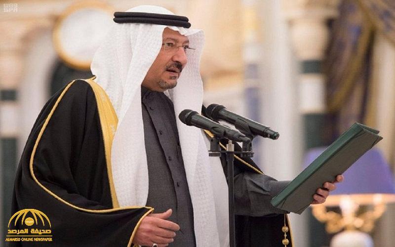"""من هو """"وليد الخريجي"""" الذي صدر أمر ملكي بتعيينه نائباً لوزير الخارجية ؟"""