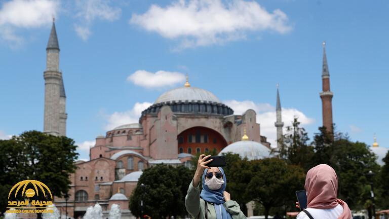 """أول تعليق مصري على قرار أردوغان بتحويل """"آيا صوفيا"""" إلى مسجد"""