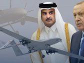صحيفة فرنسية تفجر مفاجأة : أمير قطر يهدي أردوغان طائرة بقيمة مليار دولار ويعين ضباط أتراك في المخابرات القطرية