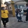 فيديو.. فتاة إيرانية ترقص في شارع عام بإيران !