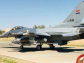 مقاتلات F-16 العراقية في خطر