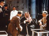 """وثيقة أميركية تاريخية تكشف اقتراح """"للملك عبد العزيز"""" بشأن حل مشكلة اللاجئين اليهود الذين طردوا من ديارهم في أوروبا"""