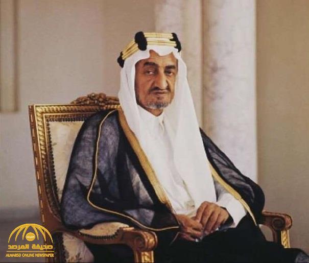 """""""داء العرب من أنفسهم"""".. قصة عبارة قالها الملك فيصل قبل انسحابه من """"قمة لندن"""" وردة فعل الملك المؤسس"""