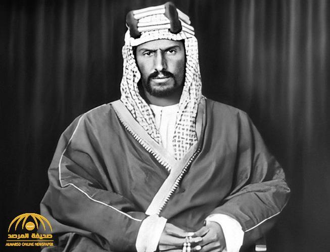 """الملك عبدالعزيز : """"لا أحمل حقدًا إلا على شخصين فلا يأمنن عقابي""""!"""