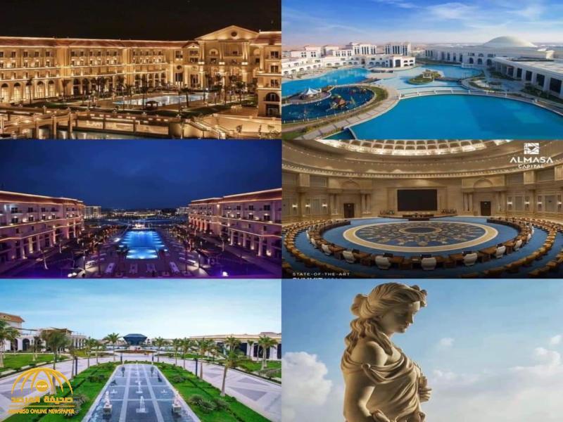 شاهد بالصور.. مصر تستعد لافتتاح عاصمة جديدة بحجم دولة سنغافورة.. والكشف عن مواصفاتها!