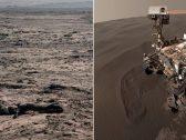 """لأول مرة.. شاهد: صور لا تصدق  من """" المريخ""""  تم التقاطها من سطح الكوكب بدقة مذهلة من قبل مراوح الفضاء!"""