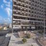 """شاهد : طائرة """"درون"""" تلتقط مشاهد """"مفزعة"""" من داخل المنازل المتضررة في انفجار بيروت المروع"""