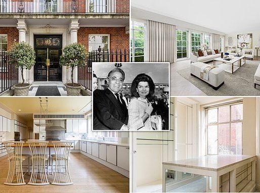 """بالصور .. مليونير سعودي يشتري منزل عائلة """"أوناسيس""""  في لندن"""